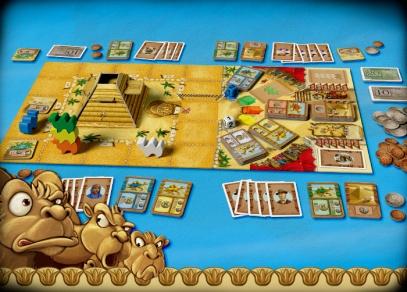 Originální hra získala cenu kritiků Spiel des Jahres 2014 v Německu
