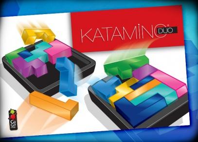 Abstraktní hra Katamino Duo pro děti již od 3 let