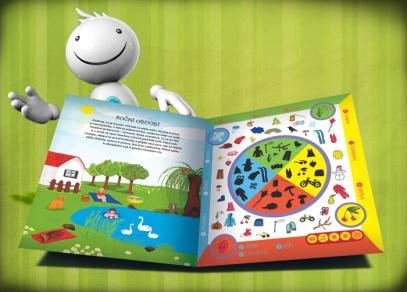 Poznávejte čísla, písmena, tvary a barvy s Hravým učením od ALBI