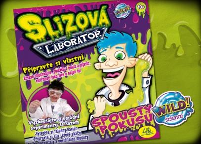 Slizová laboratoř - kreativní sada od ALBI