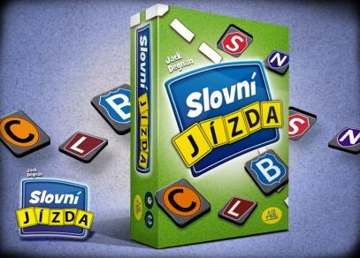 Slovní jízda - párty rodinná hra od ALBI