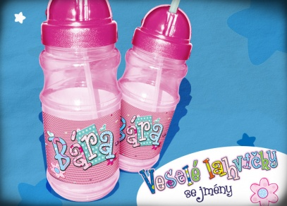 Veselé lahvičky - dárek pro děti od ALBI