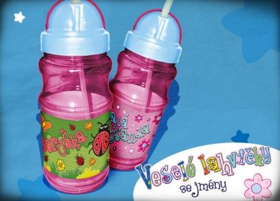Veselé lahvičky