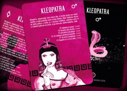 Co se stane, když si Kleopatra nechá poslat do svých pokojů mladého muže?