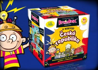 Nová hra V kostce! Česká republika od ALBI