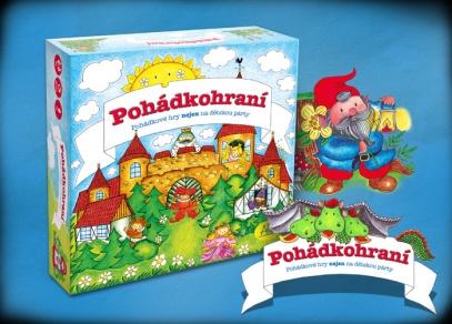 Pohádkohraní - pohádkové hry nejen na dětskou párty od ALBI