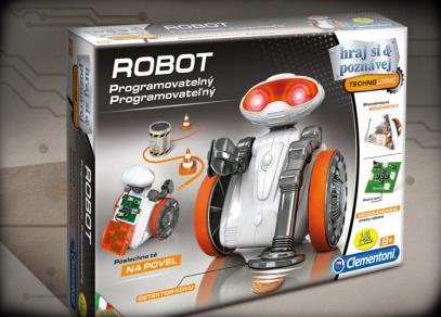 Sestrojte si svého robota s novou experimentální sadou