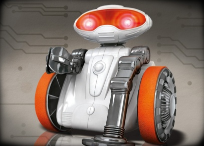 ROBOT - experimentální sada s programovatelným robotem od ALBI