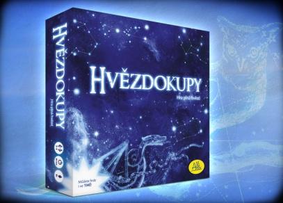 Hvězdokupy - Hra až pro šest hráčů od osmi let...