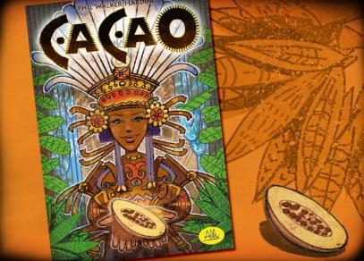 Cacao - Cacao - rodinná hra od ALBI
