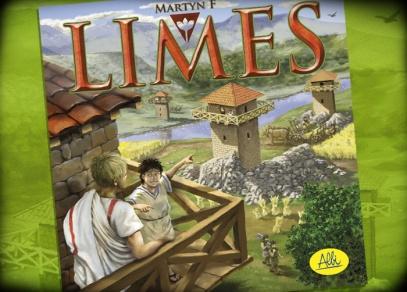 Limes - Hra Limes se dá hrát i v jednom hráči proti hře samotné
