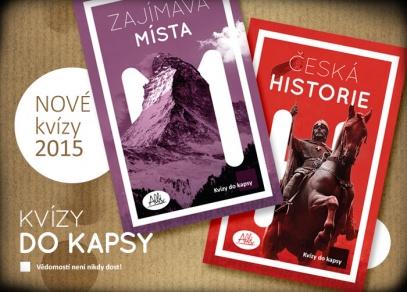 Podzimní novinky - Zajímavá místa a Česká historie