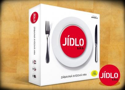 Jídlo s.r.o. - staňte se opravdovým znalcem jídla a pití s kvízovou hrou od ALBI