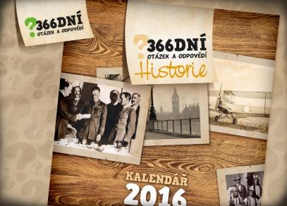 Historie - kvízový kalendář s historickou otázkou na každý den v roce - od ALBI