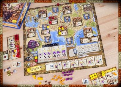 Marco Polo - Marco Polo - vydejte se na obchodní cestu z Benátek až do daleké Číny