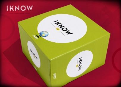 Mini iKnow Svět - kvízové otázky z celého světa...