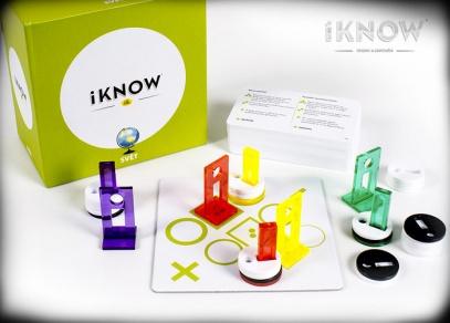 Mini iKnow Svět - hra pro milovníky kvízů