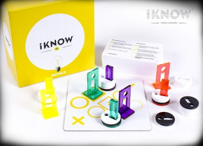 Komponenty mini hry iKNOW Inovace od ALBI