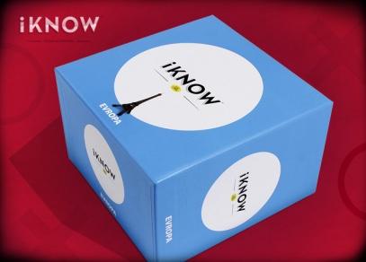 Mini iKnow Evropa - kvízová hra od ALBI