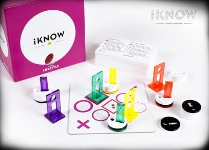 Rozehraná hra Mini iKNOW Lifestyle - kvízovka od ALBI
