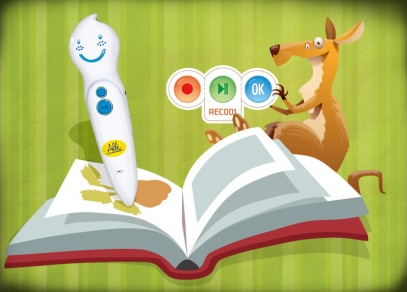 Nahrajte si svou vlastní knihu s Kouzelnými samolepkami