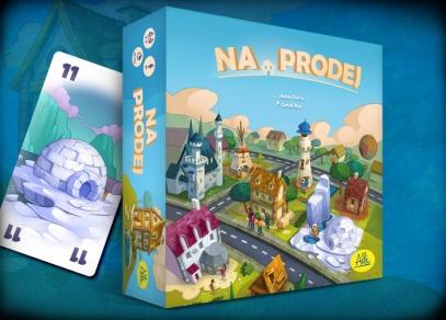 Na prodej - Rodinná hra Na prodej od ALBI