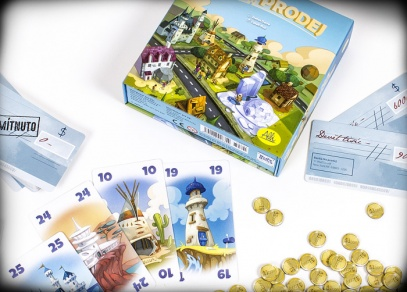 Rodinná hra Na prodej od ALBI
