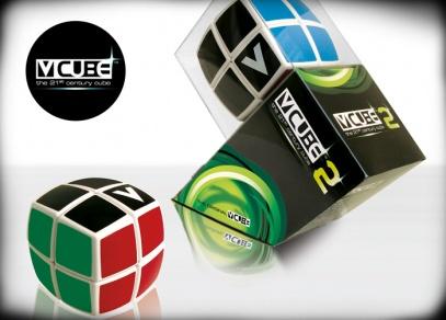 Nejjednodušší verze V-Cube kostky pro děti