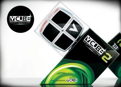 Každá z V-Cube kostek je originálně balená...
