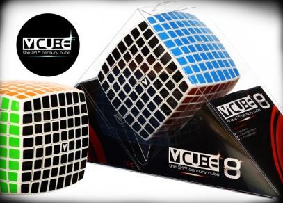 Největší kostka V-Cube 8x8 - pro náročné