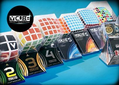 ALBI nabízí celkem 7 variant hlavolamu V-Cube