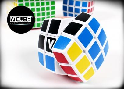 V-Cube kostky jsou dokonalejší verzí Rubikovy kostky