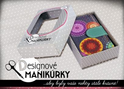 Designové manikúry od ALBI v dárkových krabičkách