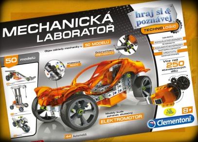 Naučte děti základy mechaniky s experimentální sadou Hraj si & poznávej