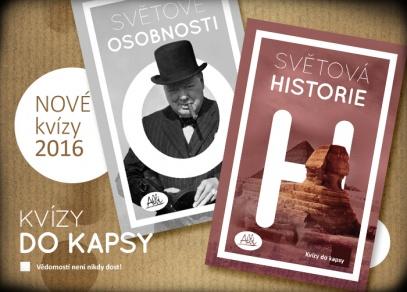 Dva nové kvízy z historie - Světové osobnosti a Světová historie