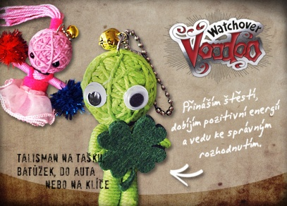 Voodoo panenky jsou opatřeny přesným popisem toho, co dovedou a komu nejlépe poslouží