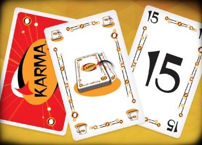 Karma - Máte tak špatnou karmu, že si budete muset vzít celý balíček karet?