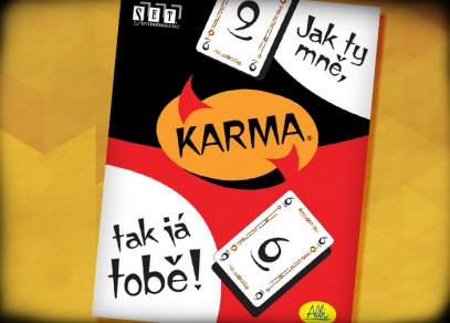 Karma - Karma - hra pro 2 až 6 hráčů