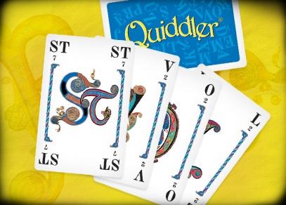 Hra obsahuje celkem 118 karet s písmeny