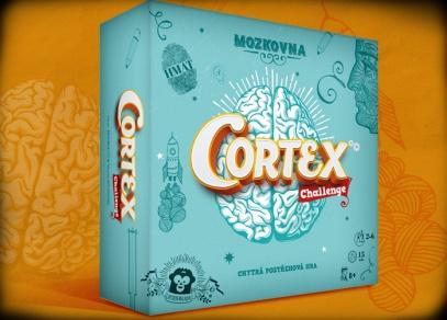 Cortex - postřehová logická hra od ALBI