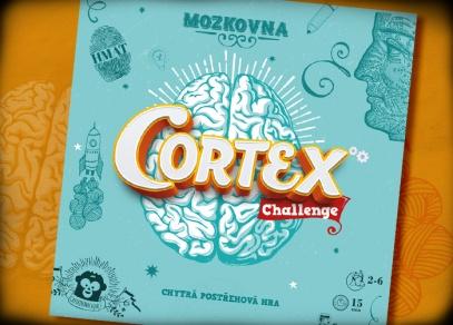 Cortex - souboj mozkových závitů od ALBI