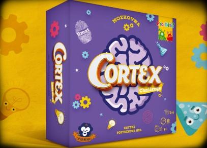 Cortex pro děti - logická vzdělávací hra od ALBI pro děti od 6-ti let