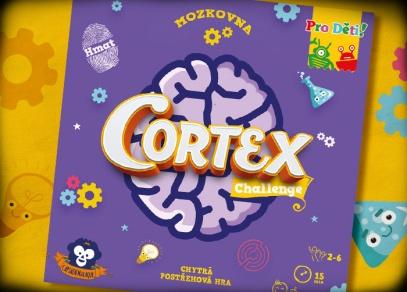 Cortex pro děti - logická hra pro děti od 6-ti let
