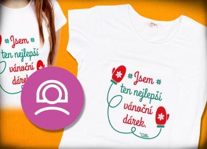 Vánoční EGO trička