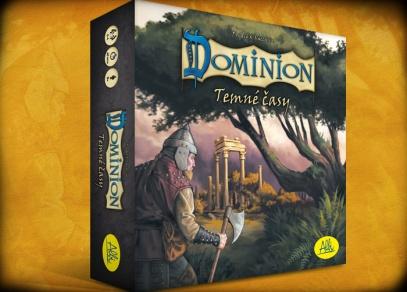 Dominion Temné časy - šesté rozšíření populární hry