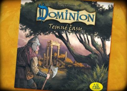 Přes třicet nových karet království - Dominion Temné časy