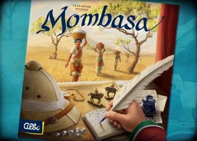 Ve strategii Mombasa najdete přes 350 komponent pro bitvu o koloniální Afriku