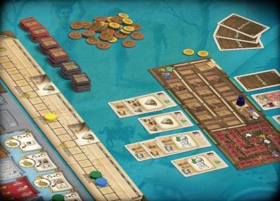 Hra ověnčená cenami - Mombasa od ALBI
