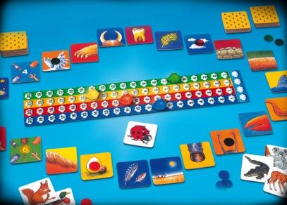 Rozehraná dětská hra Umí prase létat?