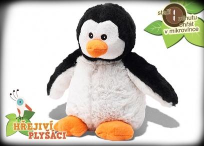 Hřejivá zvířátka od ALBI - tučňák